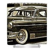 1950 Chevrolet Shower Curtain