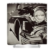 1950s Cadillac No. 1 Shower Curtain