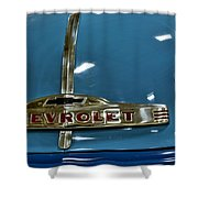 1952 Chevrolet Pickup Hood Shower Curtain