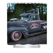 1952 Chevy Pickup Shower Curtain