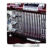 1953 Buick Skylark Shower Curtain
