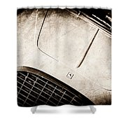 1953 Ferrari 212 Vignale Coupe -0691s Shower Curtain