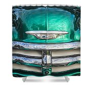 1955 Chevrolet First Series Shower Curtain