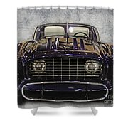 1955 Flajole Forerunner Shower Curtain