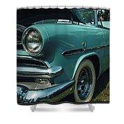 1953 Ford Crestline Shower Curtain