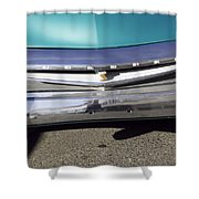 1955 Studebaker Coupe 2 Shower Curtain