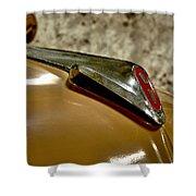 1955 Studebaker Hood Shower Curtain