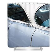1956 Cadilac Sedan De Ville Shower Curtain