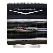 1957 Chevy Del Ray Shower Curtain