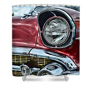 1957 Chevy - My Classic Car Shower Curtain