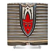 1958 Oldsmobile Super 88 4 Door Sedan -1654c Shower Curtain