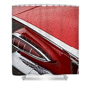 1959 Chevrolet Shower Curtain