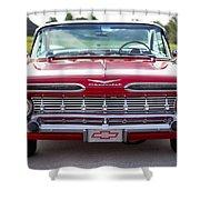1959 Impala Hardtop Sport Coupe Shower Curtain