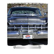 1959 Imperial Crown Coupe  Shower Curtain