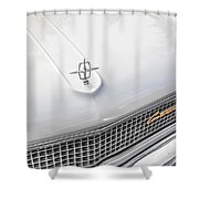 1959 Lincoln Continental Too Shower Curtain