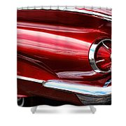 1960 Buick Lesabre Shower Curtain