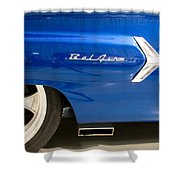 1960 Chevrolet Bel Air 3 012315 Shower Curtain