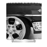 1960 Chevrolet Bel Air Bw2 012315 Shower Curtain