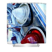 1960 Chevrolet Impala Shower Curtain