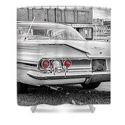 1960 Chevy Impala   7d08509 Shower Curtain