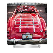 1960 Mga 1600 Convertible Shower Curtain