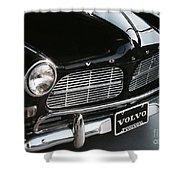 1960's Volvo Shower Curtain