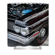 1961 Pontiac Catalina 421 Shower Curtain