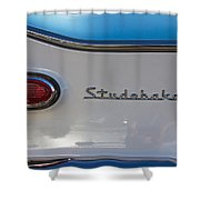1961 Studebaker Lark Shower Curtain