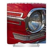 1962 Chevrolet Nova Shower Curtain