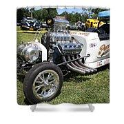 1962 Chrysler Hemi Roadster Shower Curtain