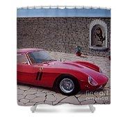 1962 Ferrari 250 Gto Shower Curtain