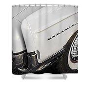 1962 Oldsmobile Dynamic 88 Shower Curtain