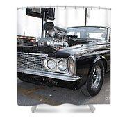 1963 Plymouth Modified Sedan Shower Curtain