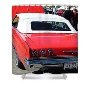 1965 Chevrolet Impala Shower Curtain