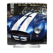 1965 Cobra Shelby Shower Curtain