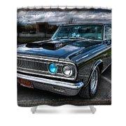 1965 Dodge Coronet Shower Curtain