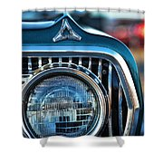 1965 Dodge Coronet Shower Curtain