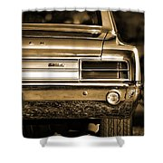 1965 Olds 442 Shower Curtain