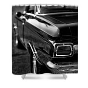 1965 Plymouth Satellite  Shower Curtain