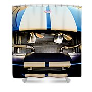 1965 Shelby Cobra Grille Shower Curtain