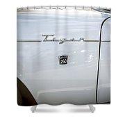1965 Sunbeam Tiger 260 V8  Shower Curtain