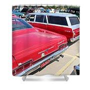 1966 Chevrolet Shower Curtain