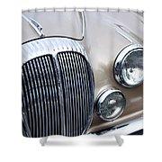 1966 Daimler Mk2 Saloon Shower Curtain