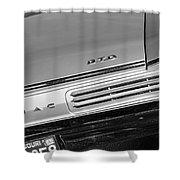 1966 Gto Shower Curtain