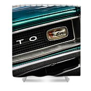 1966 Pontiac Gto Shower Curtain