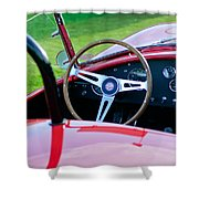 1966 Shelby Cobra 427 Shower Curtain