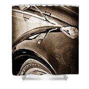 1966 Volkswagen Vw Shower Curtain