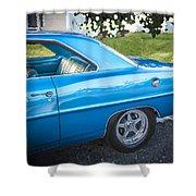 1967 Chevrolet Nova Super Sport  Shower Curtain