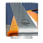 1967 Dodge Charger 01 Shower Curtain