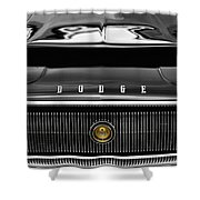 1967 Dodge Charger Shower Curtain